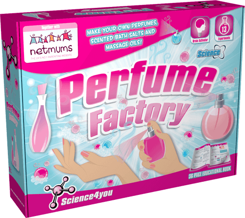 Perfume Factory: Netmums edition | Educational Science Toy | STEM