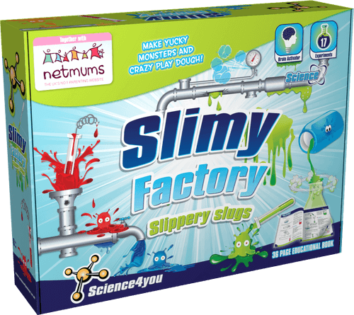 Slimy Factory: Netmums edition