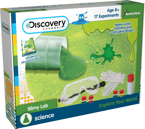 Slimy Lab: Discovery Channel