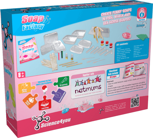 Soap Factory: Netmums edition