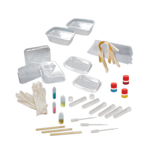 Soap Factory Kit for Kids content