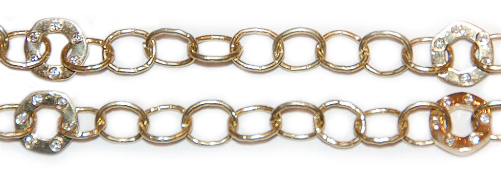 Megan classic bubble chain