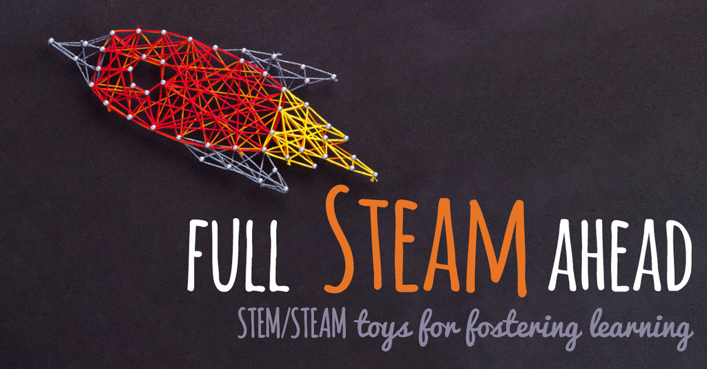Stem/Steam toys for fostering learning