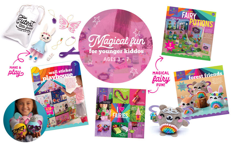 Magical fun for ages 3-7