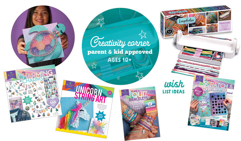 gifts for pre-tweens ages 10 11 12