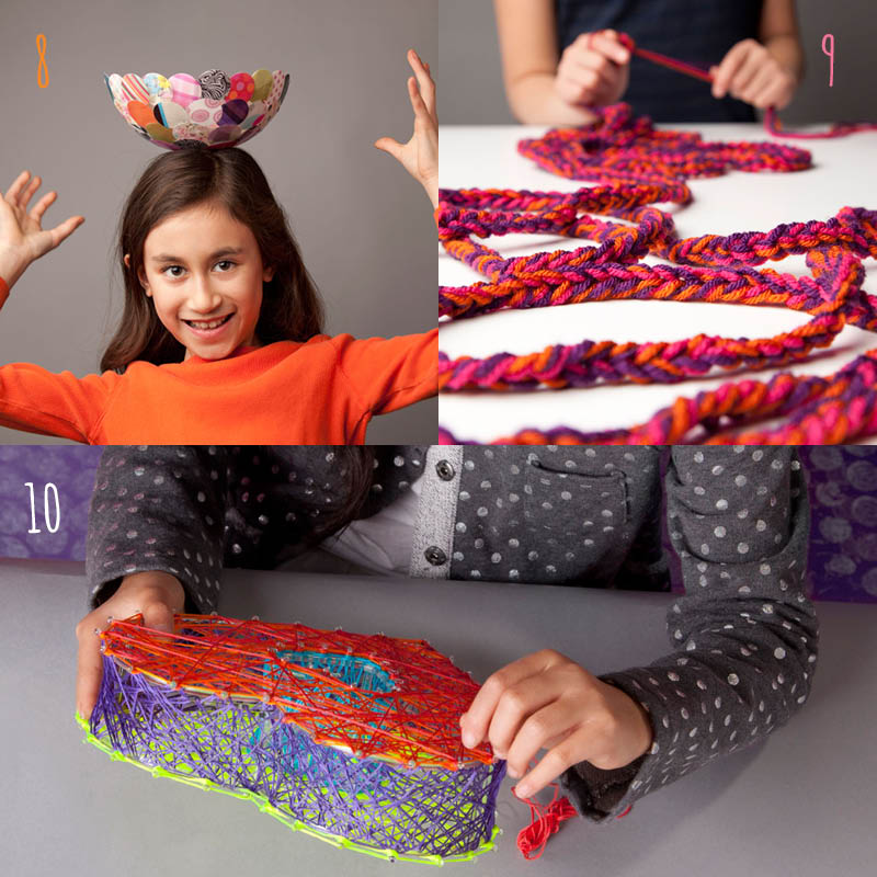 Crafty gift ideas for the 8 to 10 year old on your list - Ann