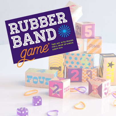 Rubber Band Game