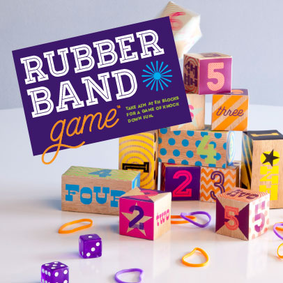 Rubberband Game