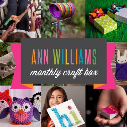 Monthly Craft Box
