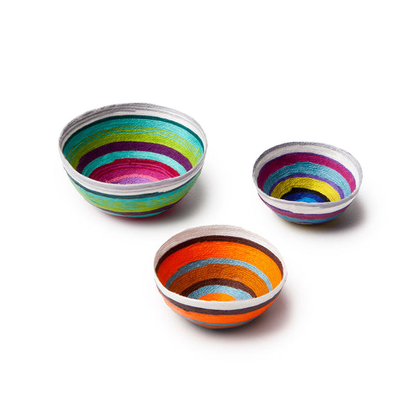 Craft Crush Thread Bowls Kit