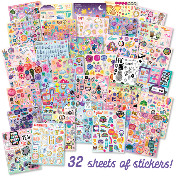 Craft-tastic Sticker Palooza