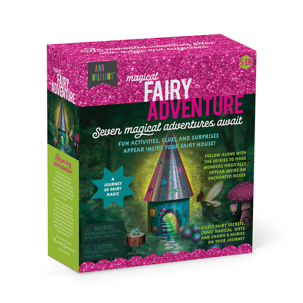 Ann Williams Magical Fairy Adventure