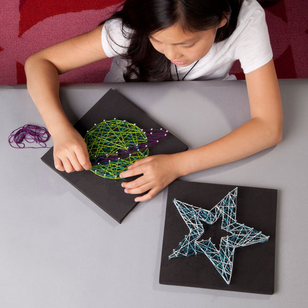Craft-tastic String Art II Kit