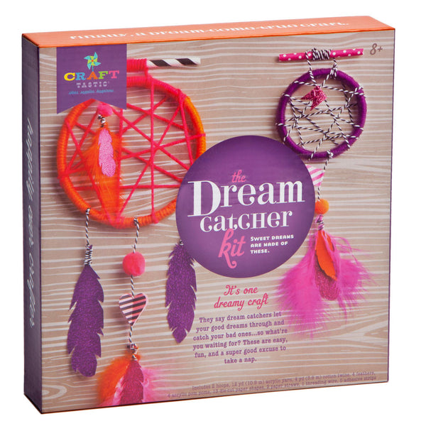 Craft Crush Dream Catcher Kit