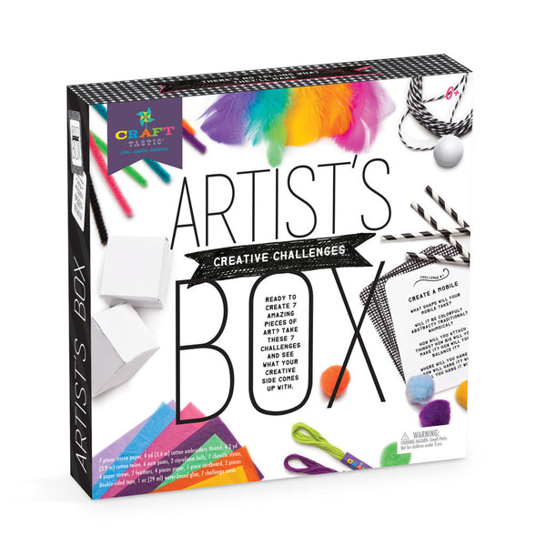 2017 GIFT: Ann Williams' Monthly Craft Box - 9 to 12 years old - 3 Month Gift