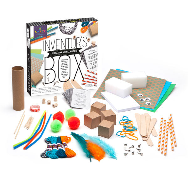 Craft-tastic Inventor's Box