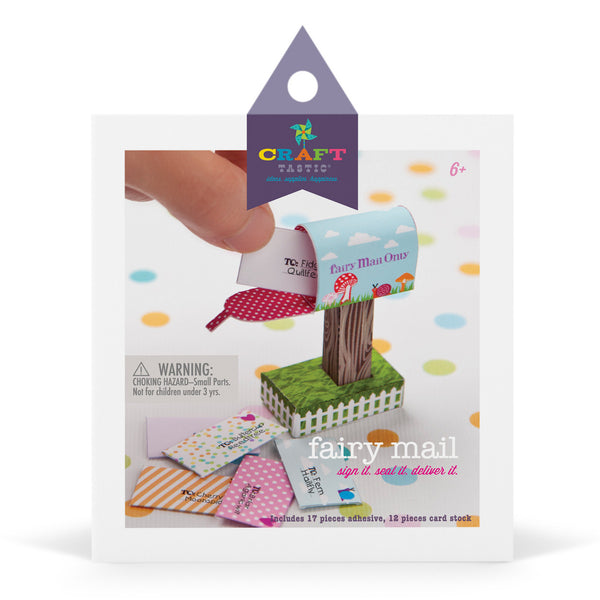 Craft-tastic Yarn Giraffes Kit