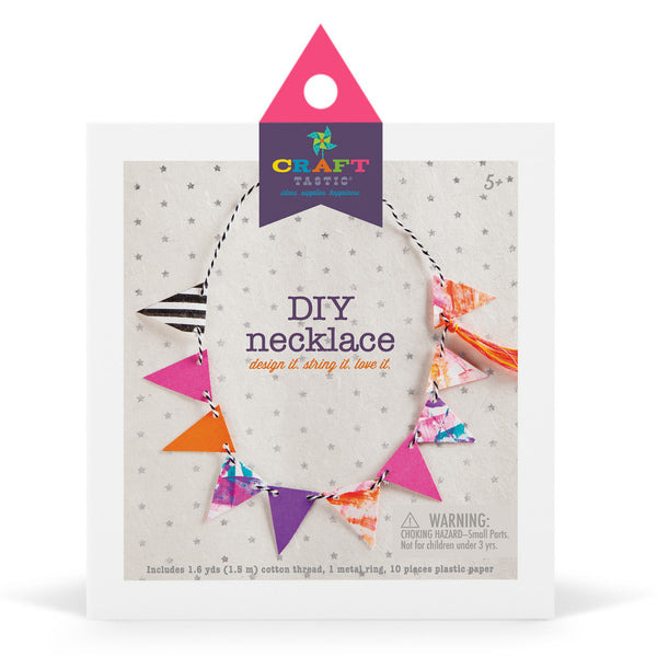 Craft-tastic DIY Necklace Kit