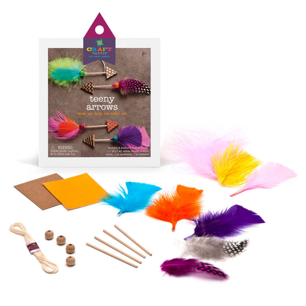 Craft-tastic Teeny Arrows Kit