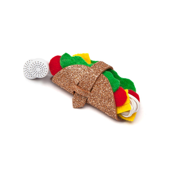 Craft-tastic Taco Cord Holder