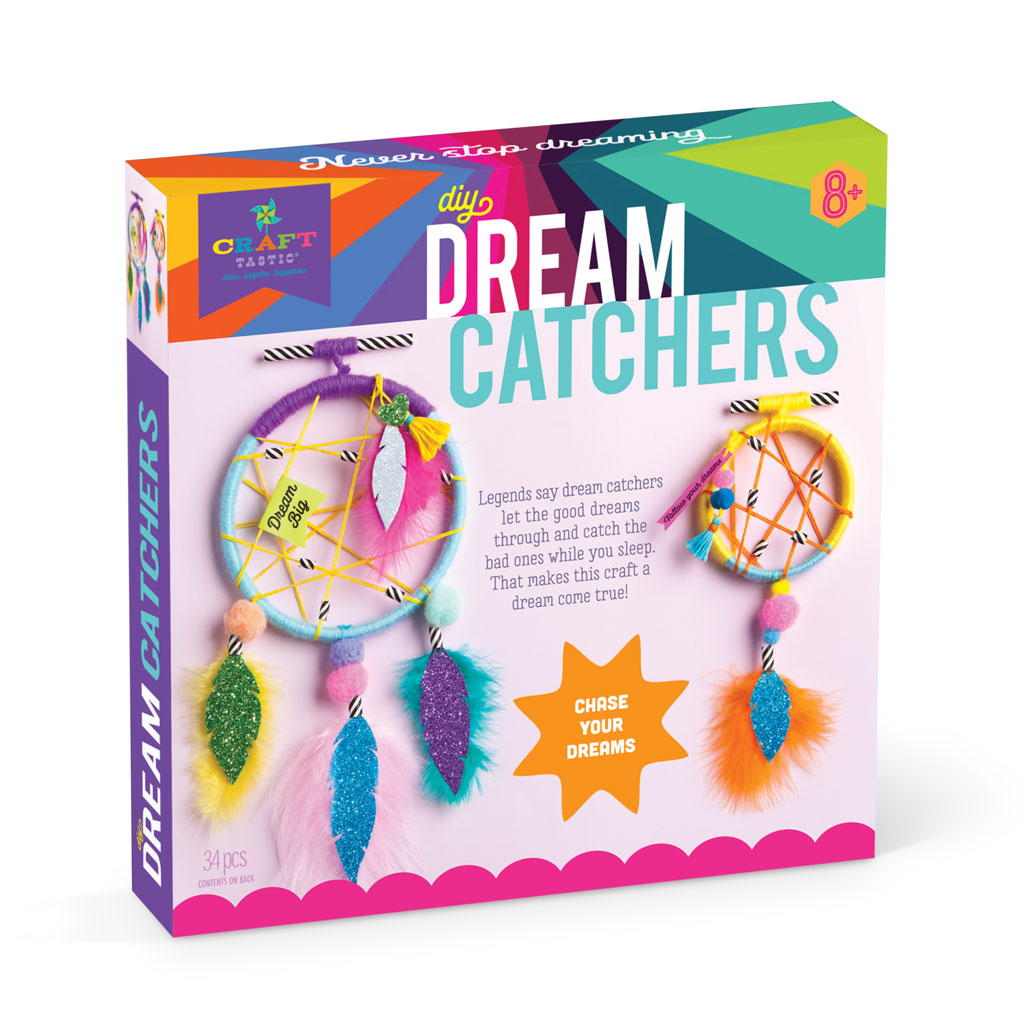 dde7366e49f Craft-tastic Dream Catcher Kit II - Ann Williams Group