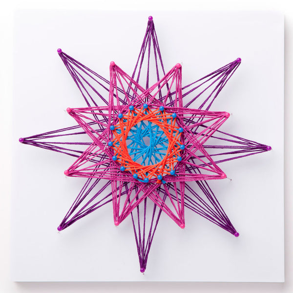 Craft-tastic String Art III Kit