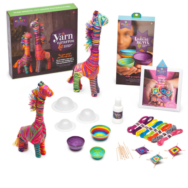 2017 GIFT: Ann Williams' Monthly Craft Box - 9 to 12 years old - 12 Month Gift