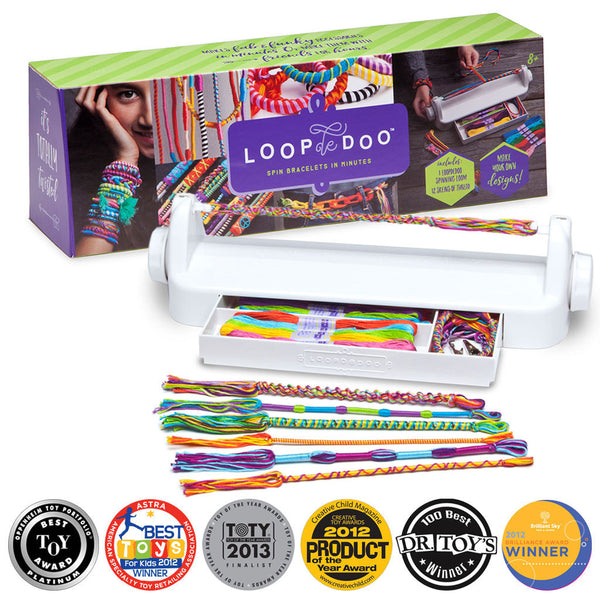 Loopdedoo - Spinning Loom Kit NEW