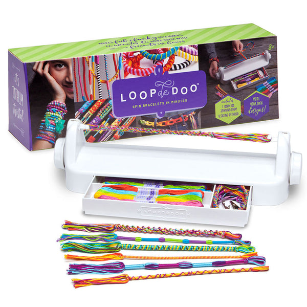 Loopdedoo - Spinning Loom Kit NEW Packaging