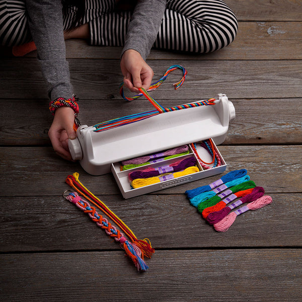 Loopdedoo Friendship Bracelet Making Kit