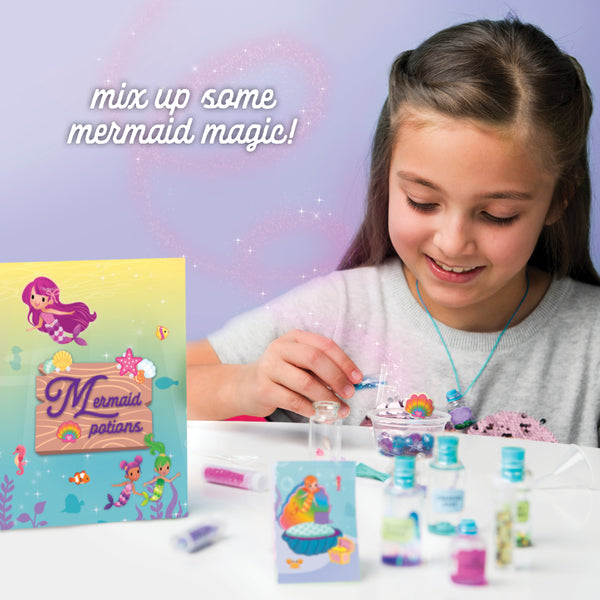 Craft-tastic Make your own Mermaid Potions