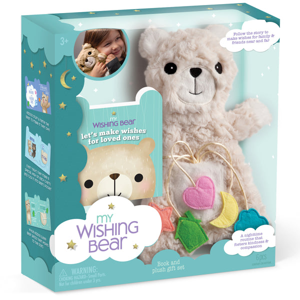 My Wishing Bear by Ann Williams