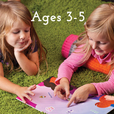 Ages 3 - 5