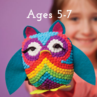 Ages 5 - 7
