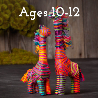 Ages 10 - 12
