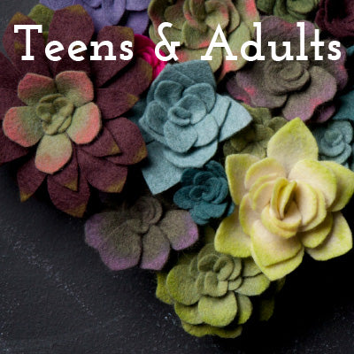 Teens and Adults