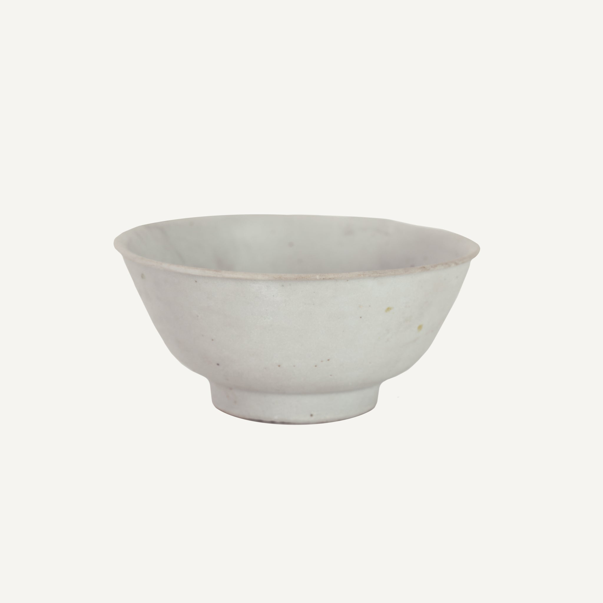 ANTIQUE BLANC DE CHINE BOWL