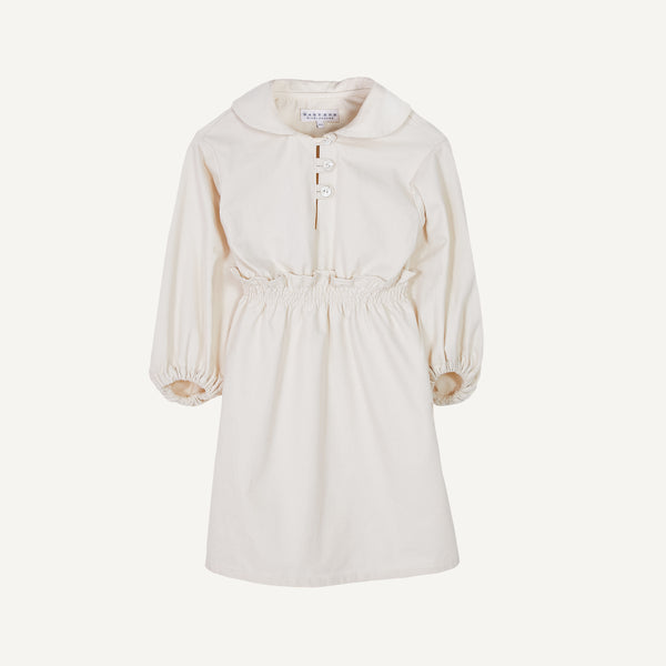 EAST END HIGHLANDER SHIRRING DRESS