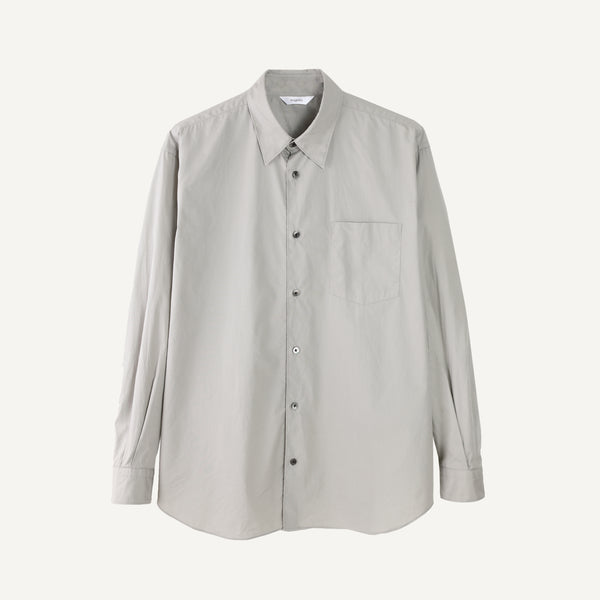 FUJITO GATHERED-BACK SHIRT