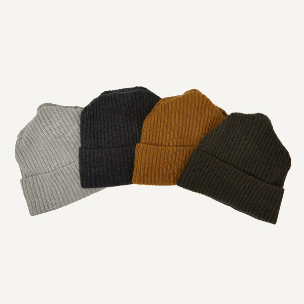 MATURE HA KNIT CAP