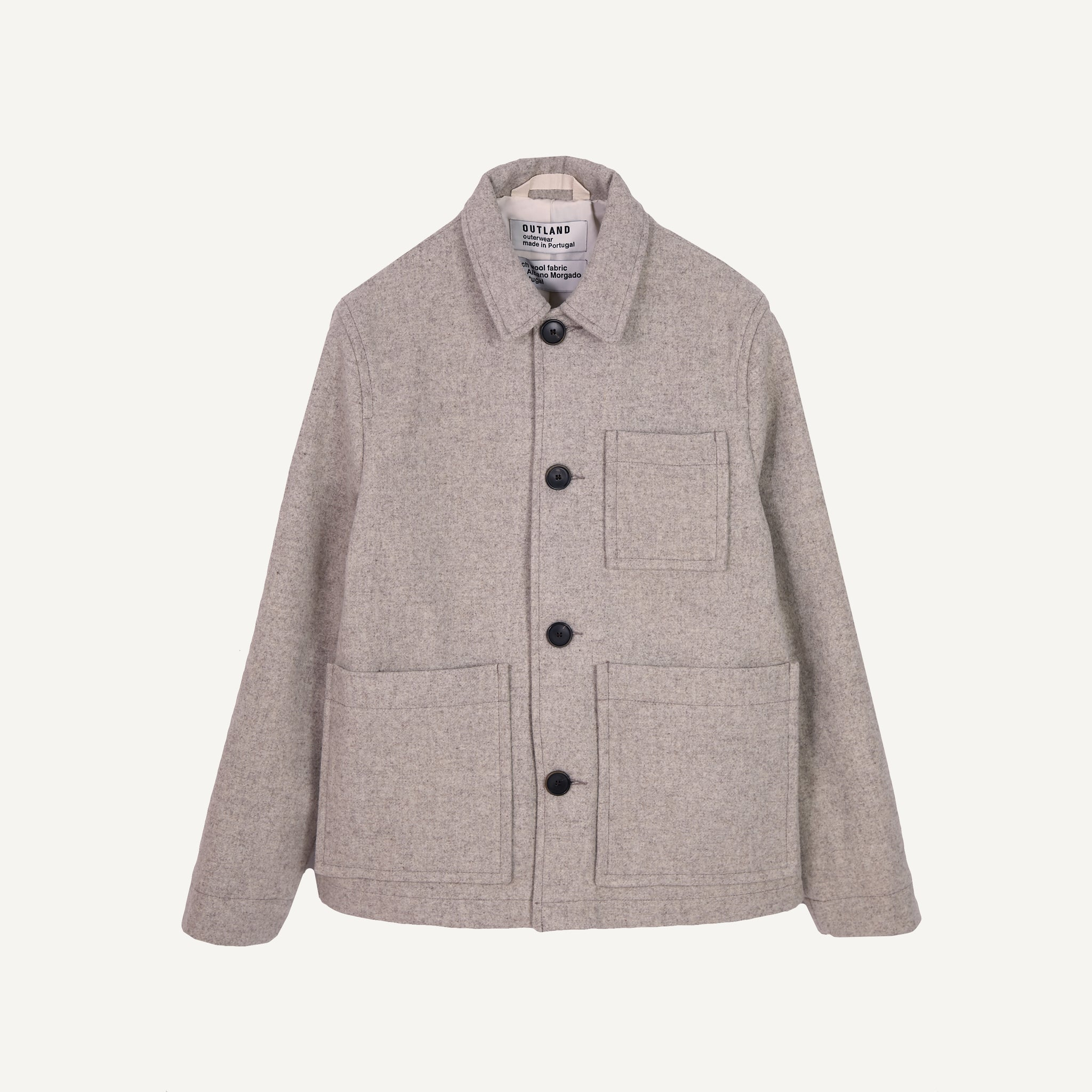 OUTLAND DUBLINER WOOL JACKET