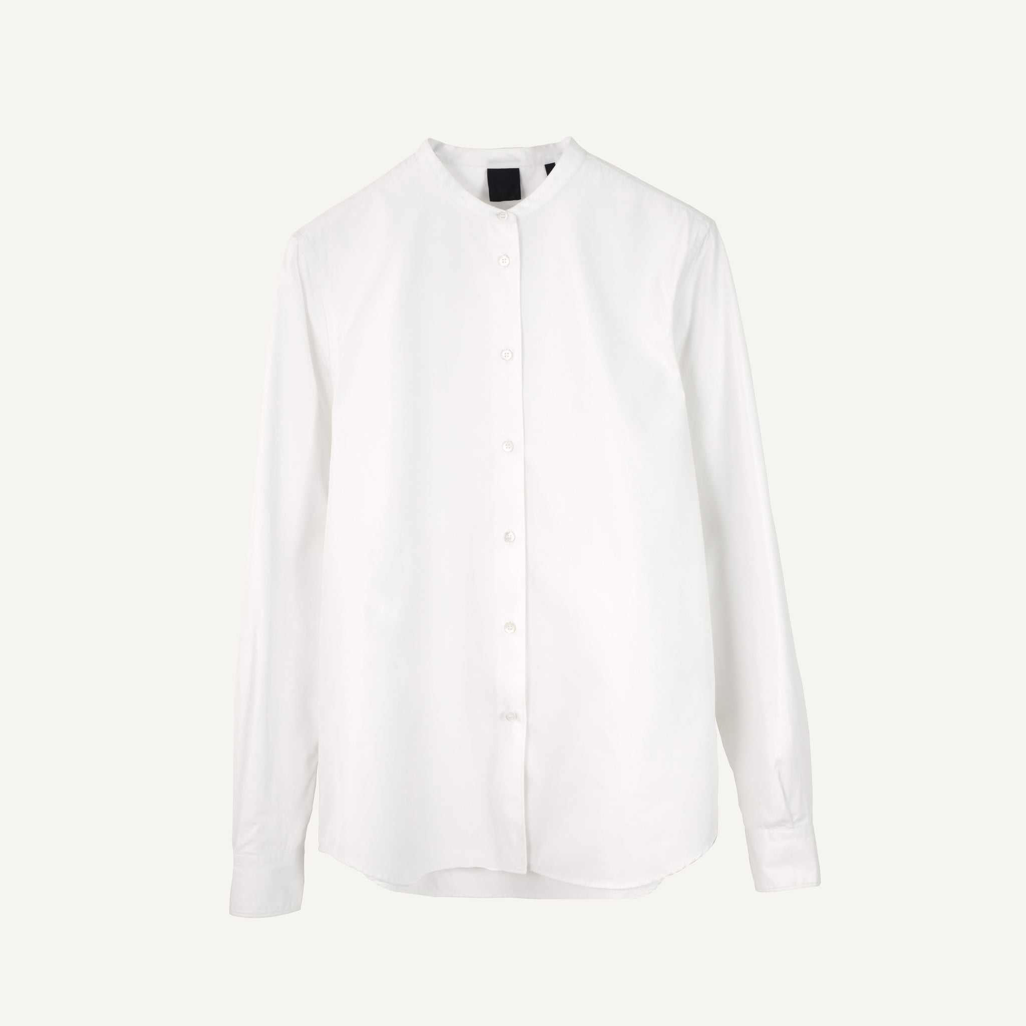 ASPESI BAND COLLAR SHIRT