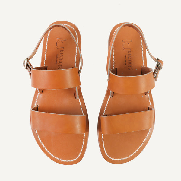 K. JACQUES ST. TROPEZ BARIGOULE MEN'S SANDALS