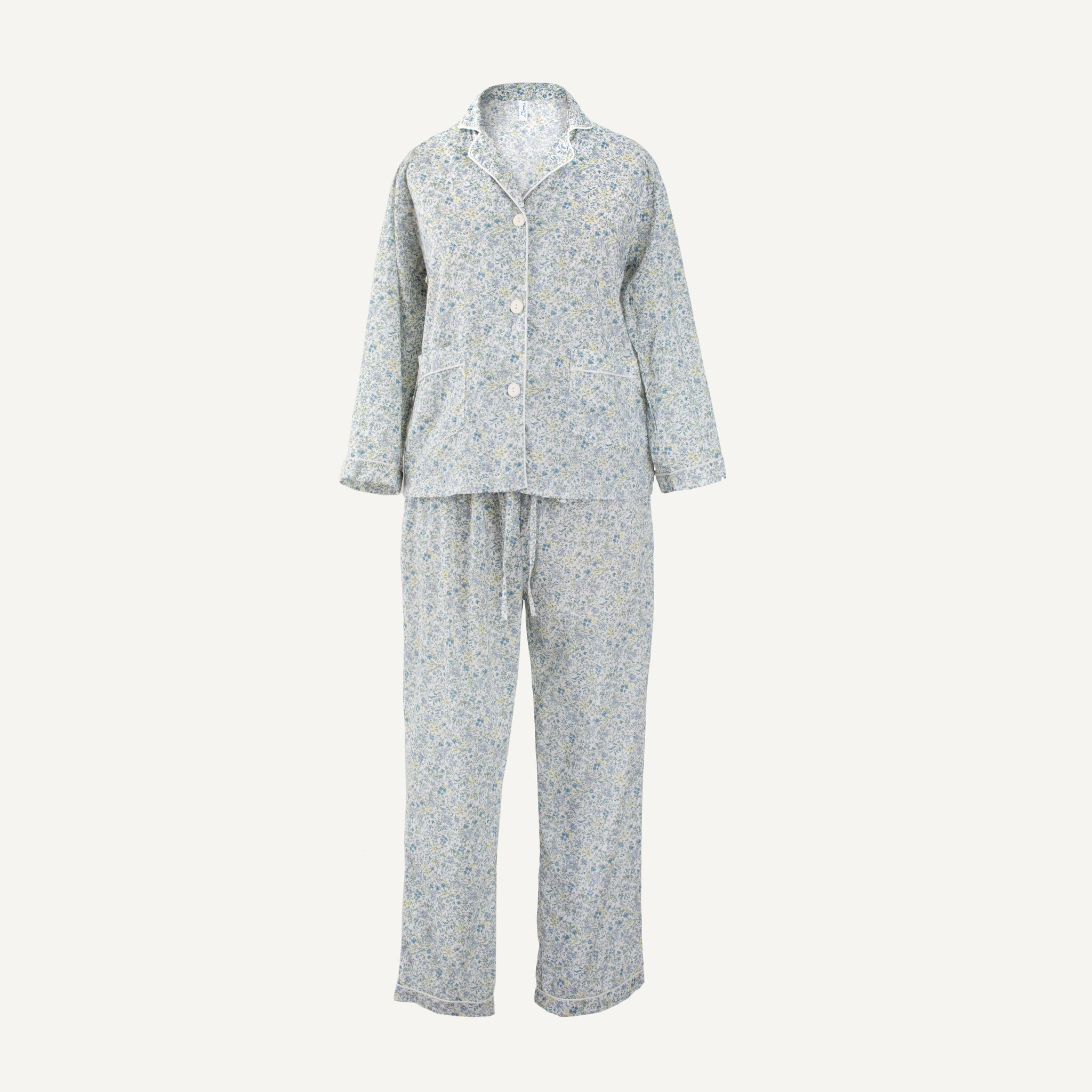 DOMI BLUEBELL PAJAMA SET