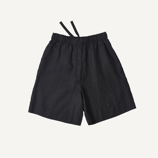 MARGARET HOWELL LINEN BOXER SHORTS