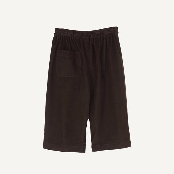 ESKINDER CORDUROY BROWN TROUSER