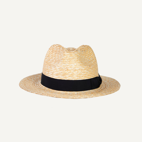 CABLEAMI STRAW HAT