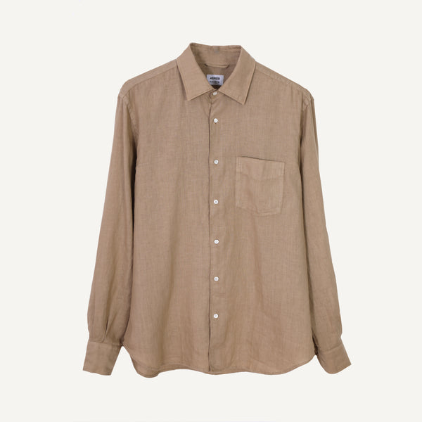 ASPESI MEN'S LINEN SHIRT