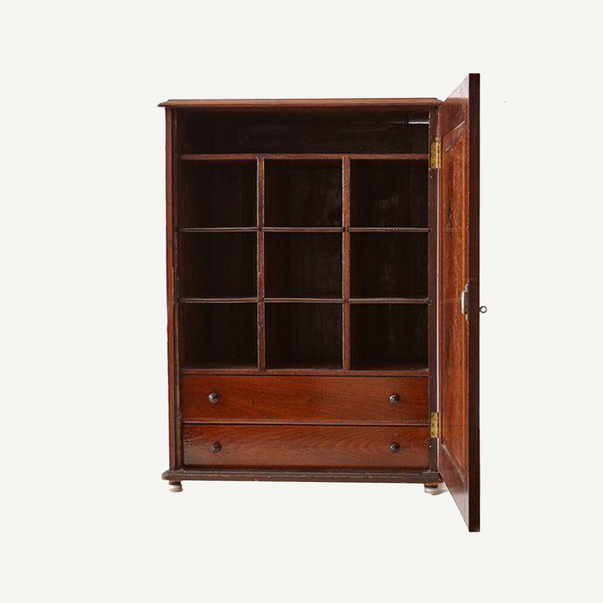 ANTIQUE ENGLISH CABINET