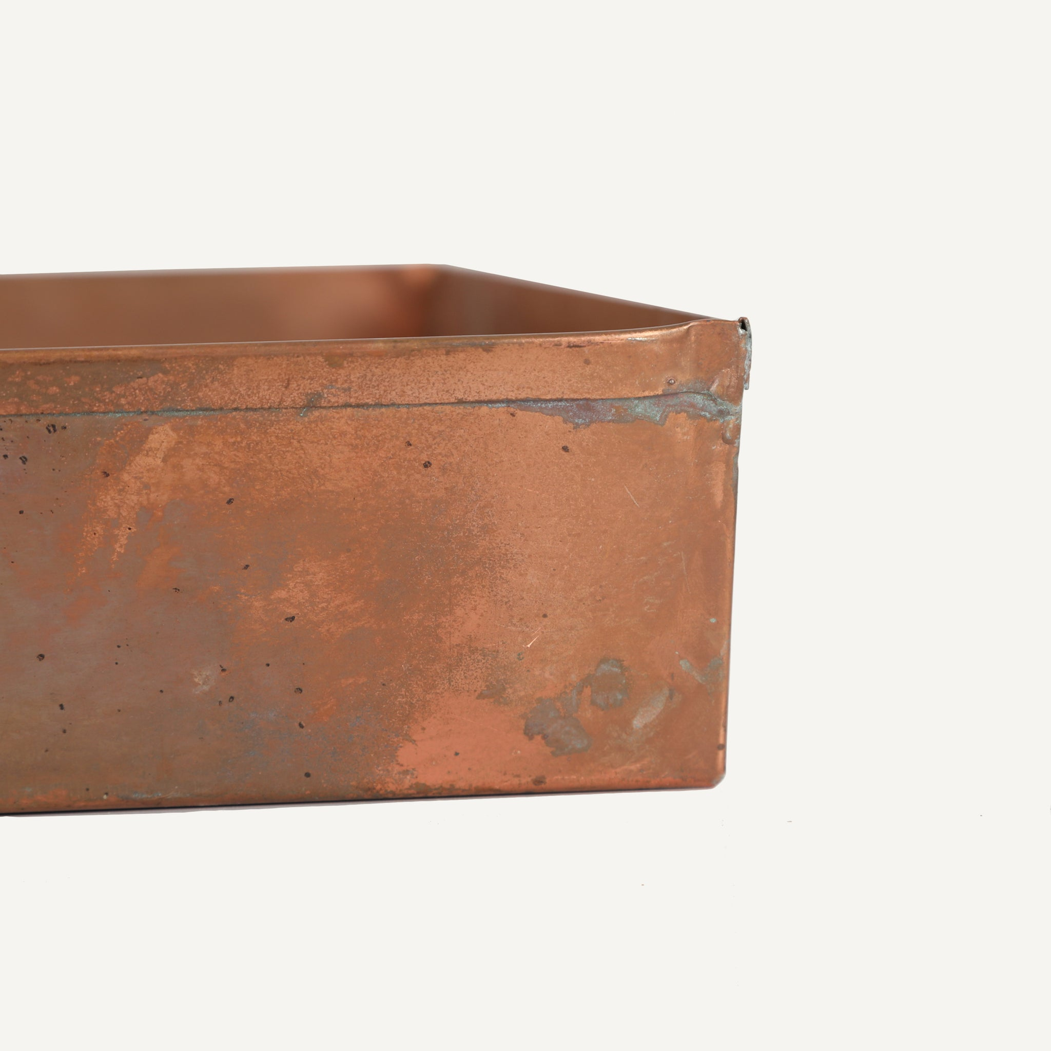 VINTAGE COPPER TRAY